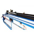 Aluminum Semi-rigid Flexible Duct Production Line
