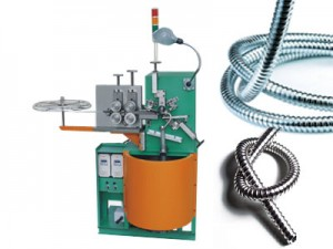 Flexible Metal Conduit Machine