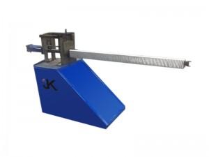 Rectangular Aluminum Duct Machine